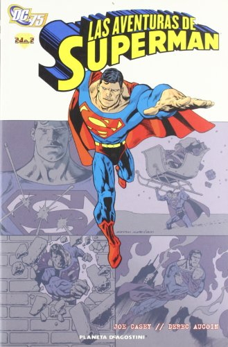 AVENTURAS DE SUPERMAN Nº2