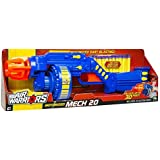 Buzz Bee Toys Air Warriors Motorized Mech 20 Blaster by Buzz Bee