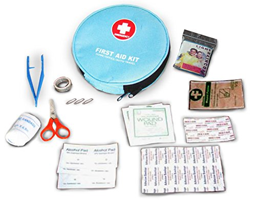 Preisvergleich Produktbild Unbekannt Low Cost Kit Primo Soccorso Kompakt 4euro