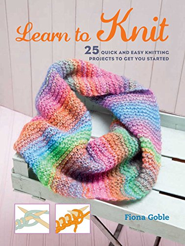 Learn Knit Knitting Projects Started