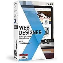 MAGIX Web Designer – Version 12 (2017) – Homepages erstellen. Einzigartig. Einfach.