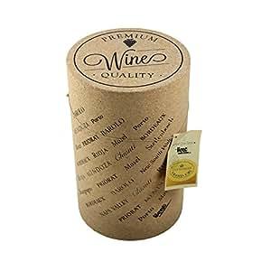 Beat Collection Wine 1 - Sgabello, 48x 30x 30cm, colore: marrone