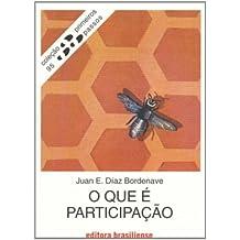 O Que É Participação (Em Portuguese do Brasil)