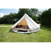 4m bell tent canvas bell tent
