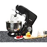 Minifair 7 Speed Electric Food Stand Mixer 800W 3-in-1 Beater/Whisk/Dough Hook W