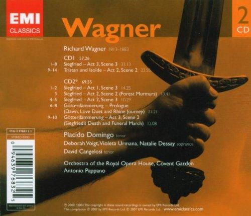 Wagner : La Tétralogie - Tristan et Iseult / Scènes et Airs