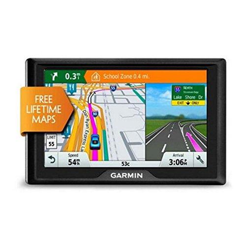 Garmin Drive 40LM Fijo 4.3″ TFT Pantalla táctil 144.6g Negro navegador – Navegador GPS (Europa del Sur, 10,9 cm (4.3″), 480 x 272 Pixeles, TFT, Horizontal, SSD)
