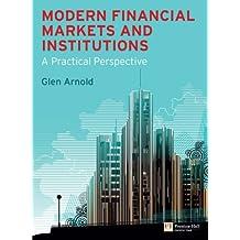 Modern Financial Markets & Institutions
