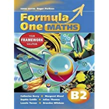 Formula One Maths Pupil's Book B2: Pupil's Book Bk. 2 by Sophie Goldie (2001-06-29)
