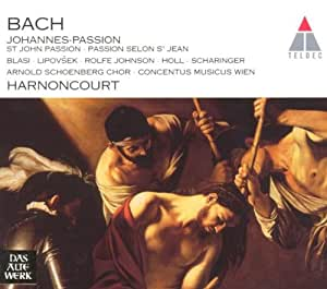 Bach : Passion selon Saint Jean