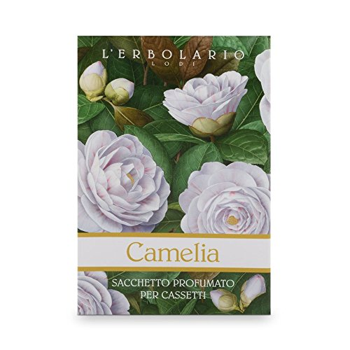 ERBOLARIO Sacchetto profumato x cassetti profumo CAMELIA sachet drawer camellia