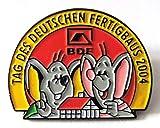 BDF - Tag des deutschen Fertighaus 2004 - Pin 27 x 21 mm