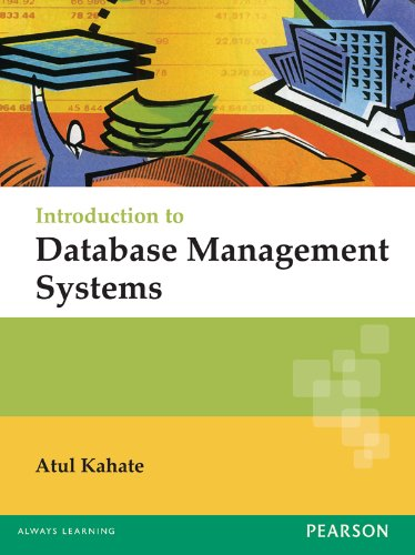 Introduction To Database Management System Ebook