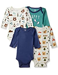 Mother's Choice Baby Boys' Clothing Set (Pack of4)