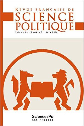 Revue Française de Science Politique 66 T5