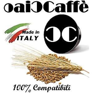 CiaoCaffè 100 Capsule Orzo Compatibili Lavazza A Modo Mio