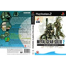 Metal Gear Solid 2 Substance-(Ps2)