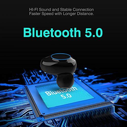 Zoom IMG-3 holyhigh auricolari bluetooth sport wireless