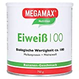 MegaMax Eiweiß 100 Banane, 750 g