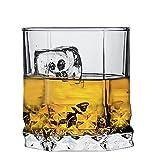 #10: Pasabahce Valse Whisky Glass,315 ml, Set of 6
