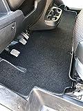Citroen Jumper 2014–2018Auto Tapis Paillasson Cabine de velours et cuir synthétique de haute qualité
