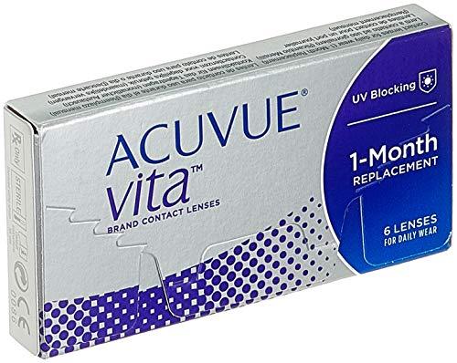 Acuvue Kontaktlinsen Vita Monatslinsen weich, 6 Stück / BC 8.4 mm / DIA 14.0 mm / -3.5 Dioptrien - 2
