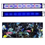 Aquarium Light 90cm-120cm AquarienEco RGB Full Spectrum Aqua Plant Fish Tank Lamp LED
