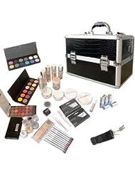 Grand kit de maquillage professionnel