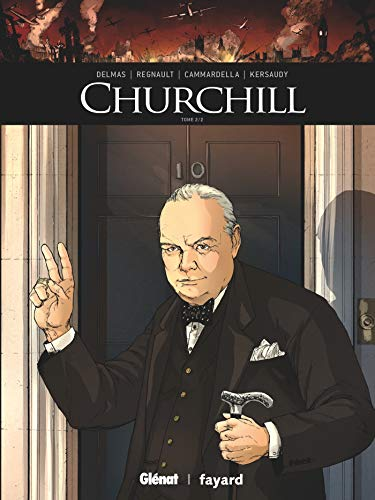 Churchill - Tome 02 par Vincent Delmas