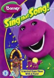 Barney - Sing That Song [DVD]