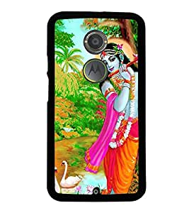 PrintVisa Designer Back Case Cover for Motorola Moto X2 :: Motorola Moto X (2nd Gen) (heart love flowers I love you love couple)