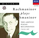 Rachmaninoff Spielt Rachmaninoff -