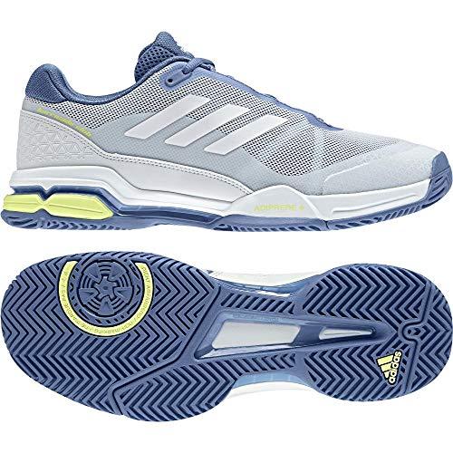 adidas Herren Barricade Club Softtennisschuhe, Blau (Azretr/Ftwbla / Seamhe 000), 43 1/3 EU