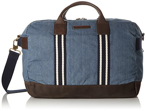 Tommy Hilfiger  PREPPY STORY TRAVEL DENIM, Sacs portés main homme Blau (Denim Mix 901 901)