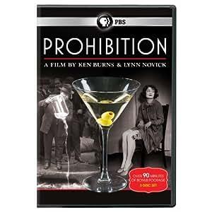 Prohibition [DVD]