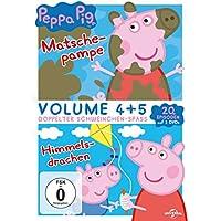 Peppa Pig Doppelpack - Matschepampe & Himmelsdrachen