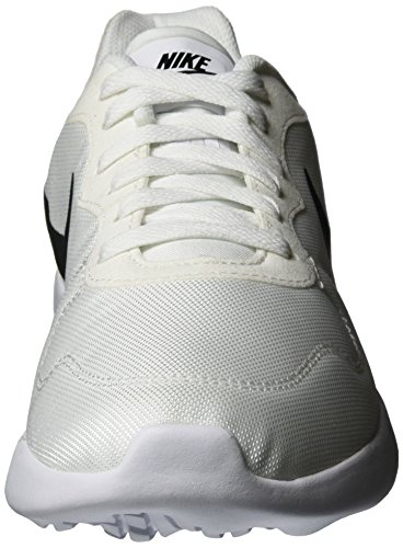 Nike 844857, Chaussures de Fitness Homme Multicolore (White/black-light Bone)