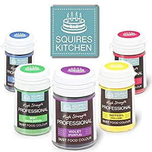 Squires Kitchen QFC PEARL Edible Food Sugar Craft Decorating Decorations Dust 4G