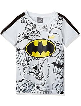 Puma-Camiseta para niño, diseño de Batman, FR: 10 años (talla 140)