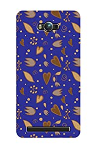 ZAPCASE PRINTED BACK COVER CASE FOR ASUS ZENFONE MAX