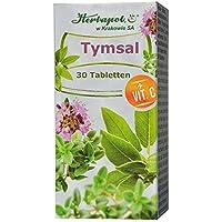 Salbei- und Thymian Extrakt mit Vitamin C, 30 Lutschtabletten, antibakteriell, schleimlösend, effektiv bei Halsweh... preisvergleich bei billige-tabletten.eu