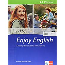 Let's Enjoy English A1 Review: A step-by-Step course for adult learners. Student's Book + MP3-CD