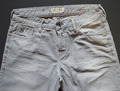 Scotch & Soda Ralston Denim broken pencil Jeans Grau