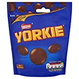 Nestlé Yorkie Man Size Buttons, 110 g (Pack of 8)