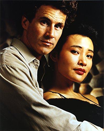 Twin Peaks Movie Scene with Joan Chen and Dale Cooper Photo Print (60,96 x 76,20 cm) (Joan Cooper)