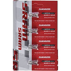 51hwjjLqkcL. SS300 SRAM GX Eagle 12v, Power Lock Giunzione catena falsa maglia per catena bicicletta , 4 confezioni da 2 pezzi