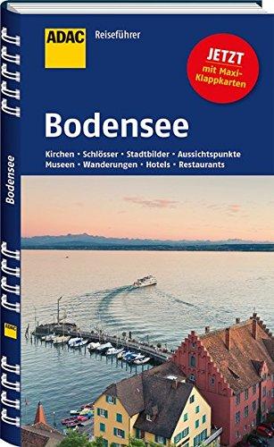 Preisvergleich Produktbild ADAC Reiseführer Bodensee