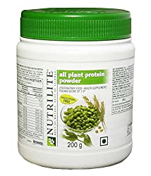 Amway Nutrilite All Plant Protein 200 Grm