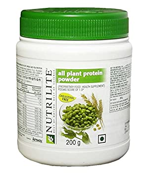 Amway Nutrilite All Plant Protein 200 Grm 0