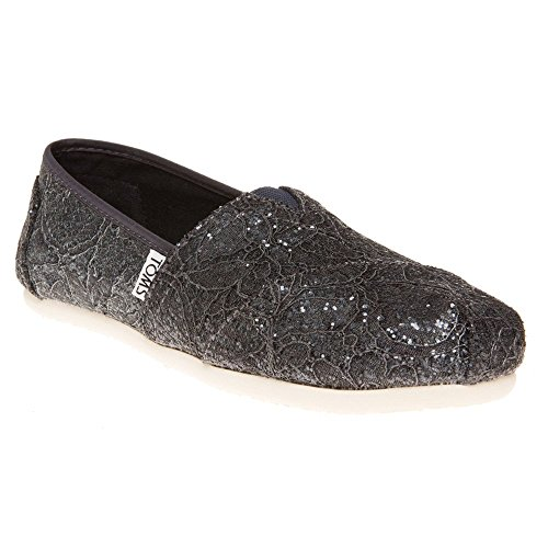 TOMS Classic Shoes Grey 5 UK